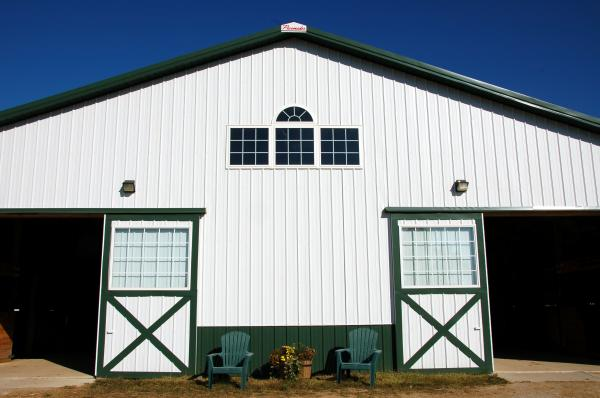 How to save money when building a pole barn for How to save to build a house