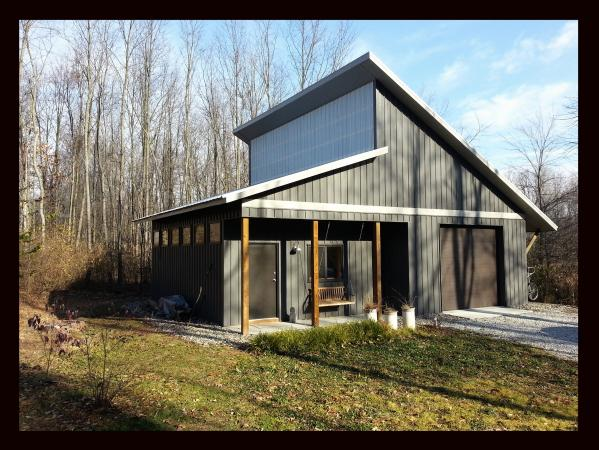 Post Frame Construction Economical Energy Efficient And