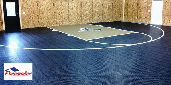 Flooring Options For Post Frame Buildings Pacemaker Bldgs