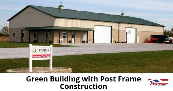 Pacemaker Buildings - Post Frame Building Specialists
