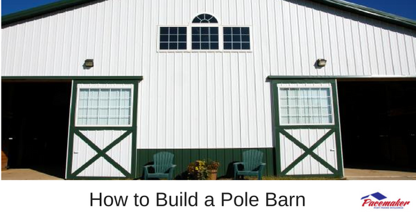 How to Build a Pole Barn -315
