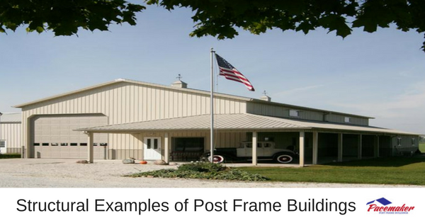 Structural Examples of Post Frame Buildings 6-315