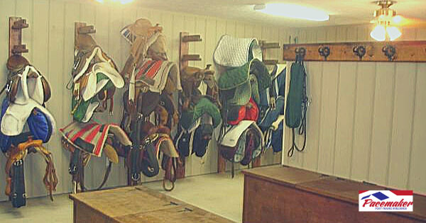 The-4-Process-Steps-of-Post-Frame-Construction Tack Room