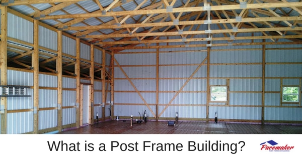What is a Post Frame Building-315